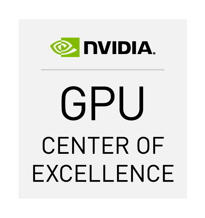 nVIDIA - GPU - Centre of Excellence